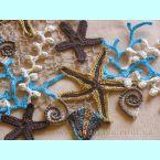 Вязание крючком морские элементы 10