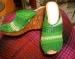 Вязаная обувь Мастер классы МК Крючок.